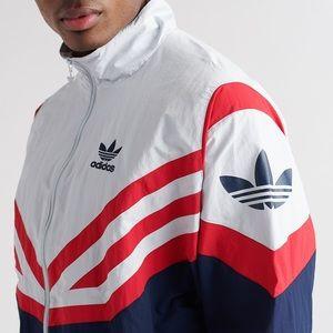 NWT! adidas Sportive Men's Medium Track Jacket